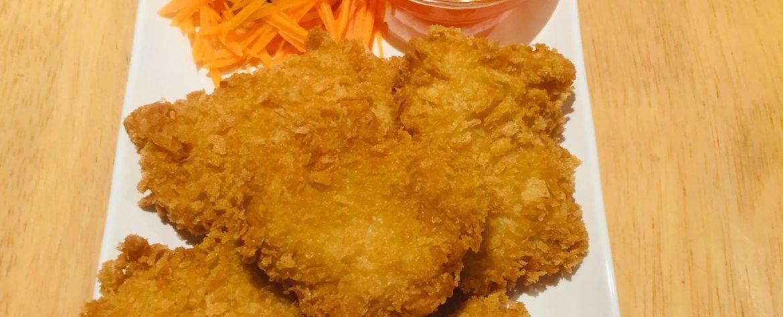 Nr 7 Friterad kyckling