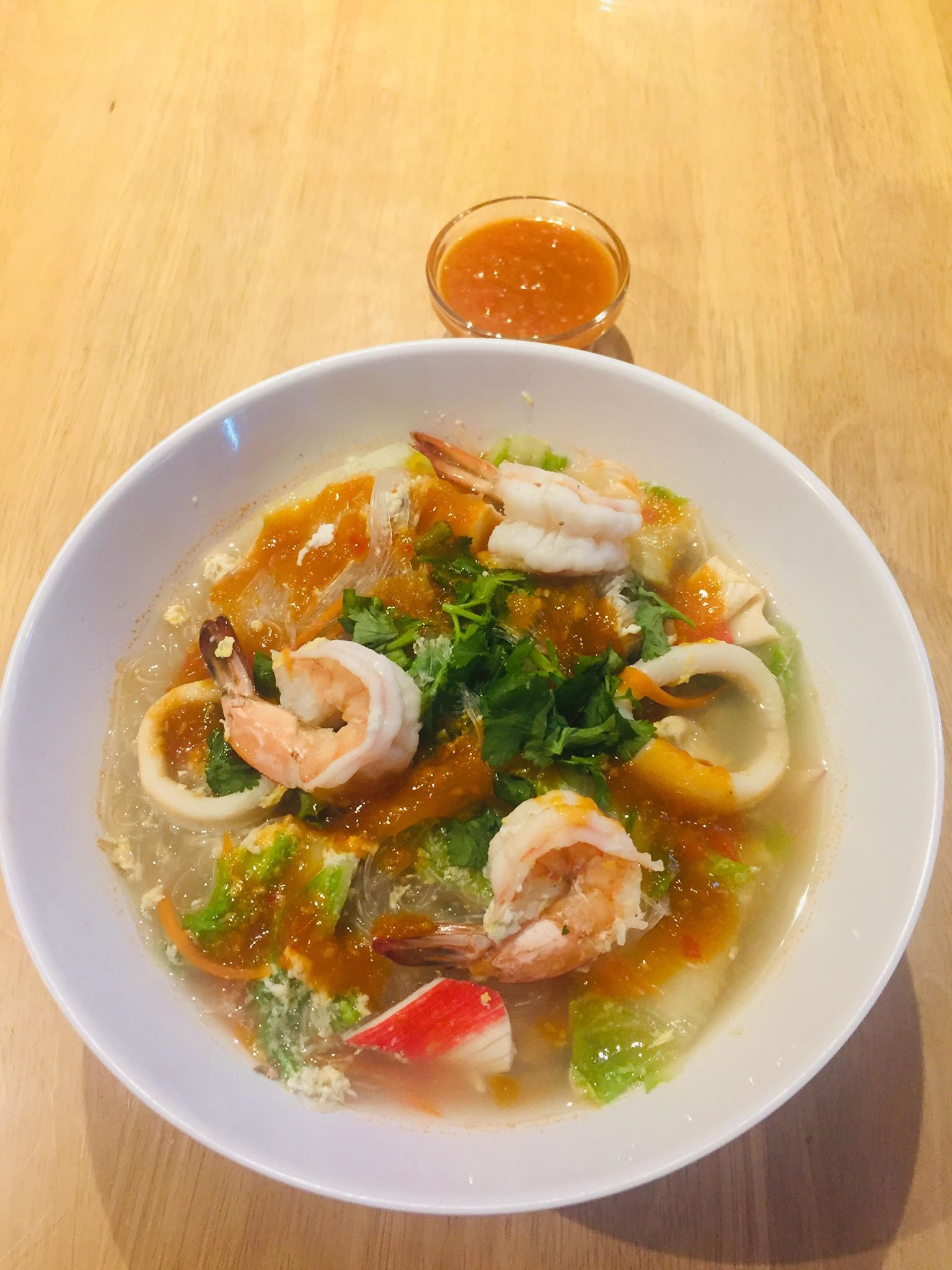 Suki seafood