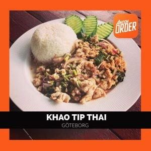 Beställ via Ancon Order från Restaurang Khao Tip Thai