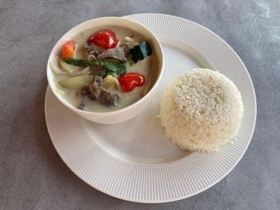 Nr 2 Gaeng Keow wan